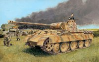 Dragon Models SD. KFZ. 171 Panther D Early Production