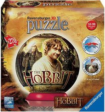 Ravensburger The Hobbit - An Unexpected Journey (Puzzleball, 270 Teile)