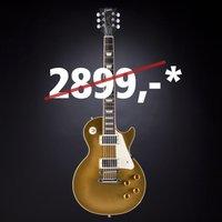 Gibson Les Paul Standard 2012 Gold Top