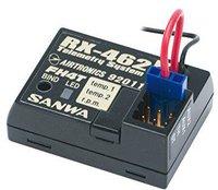 LRP Electronic Sanwa RX-462 Empfänger 2.4GHz FH-4T SSR 4 Kanal (107A41093A)