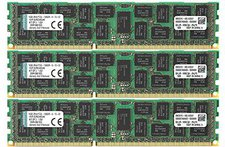Kingston ValueRAM 48GB Kit DDR3 PC3-10667 CL9 (KVR13LR9D4K3/48)