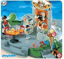 Playmobil 4134 SuperSet Eisdiele