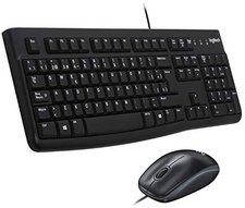 Logitech Desktop MK120 ES
