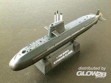 Easy Model Submarine - JMSDF Oyashio Class (737301)