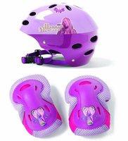 Joker AG Hannah Montana Helm- und Schützer-Set