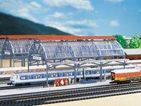 Faller - 222128 Bahnhofshalle