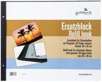 Goldbuch Ersatzblock 38x30 (83077)