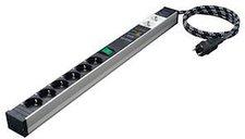in-akustik 8-fach Referenz Netzleiste AC-2502-SF8 3m