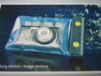Somikon Unterwasser-Kameratasche Compact