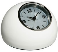 Premier Housewares Retro Alarm Clock Half Ball