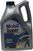 Mobil Oil Super 1000 X1 15W-40 (5 l)