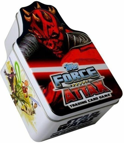 Topps Star Wars Force Attax Serie 3 Tin