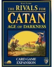Mayfair Games The Rivals For Catan - Age of Darkness (englisch)