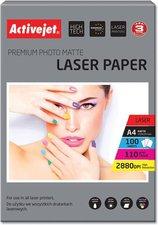 ActiveJet Fotopapier Premium, A4, 110g (AP4-110M100)