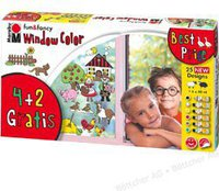 Marabu Fun & Fancy Window Color-Set Farmers World