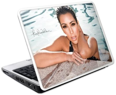 Kim Kardashian Netbook Schutzhülle