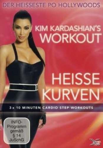 Kim Kardashian Workout DVD