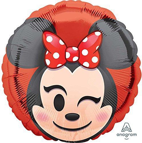 Minnie Maus Folienballon