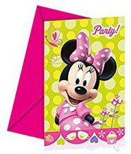 Minnie Maus Einladungskarten