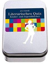 ars vivendi Literarisches Quiz Kinder- und Jugendbücher