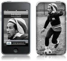 Bob Marley iPod touch Schutzhülle