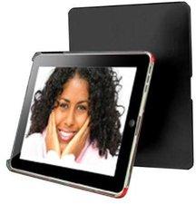 Dexim Glossy PC Hülle für iPad (DLA138) schwarz