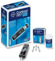 Bayer Contour Next USB mg/dl