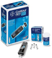 Bayer Contour Next USB mg/dl