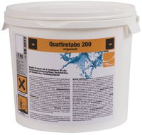 Intex Pools Quattrotabs 200g - 5 kg (70266)
