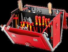 Hepco & Becker Werkzeugtasche Favorit Rindleder 5071231920