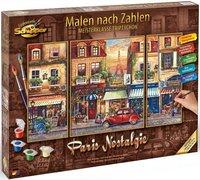 Schipper Malen nach Zahlen Paris Nostalgie