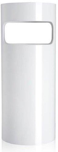 Kartell Schirmständer weiß (Ø 25 x 60 cm)