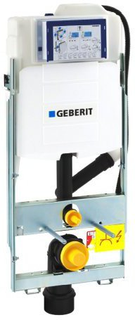 Geberit DuoFresh Wand-WC-Element 114 cm