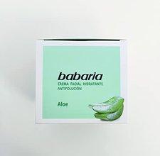 Babaria Schneckenextrakt Feuchtigkeits-Creme LSF 20 (50 ml)