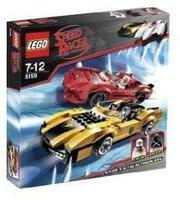 LEGO 8159 Racer X & Taejo Togokhan