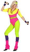 80er Jahre Aerobic Kostüm