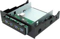 Lindy Interner 4 Port USB 3.0 Hub (43135)