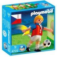 Playmobil 4722 Fußballspieler Tschechien