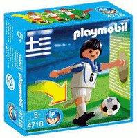 Playmobil 4718 Fußballspieler Griechenland