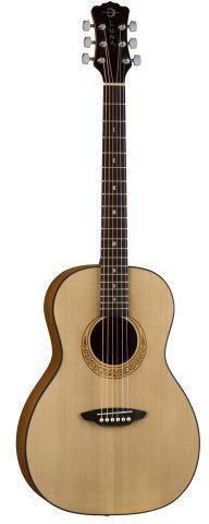 Luna Guitars Gypsy Muse Parlor