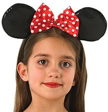 Minnie Mouse Ohren