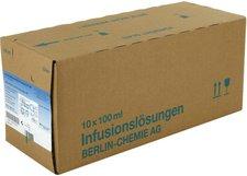 Berlin-Chemie Isotone NaCl 0,9% Glas Inj.-Lsg. (10 x 100 ml)
