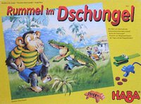 Haba 4213 Rummel im Dschungel