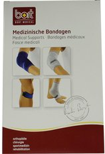 Bort EpiBasic Bandage silber Gr. M