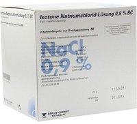Berlin-Chemie Isotone Nacl Lösung 0,9% Bc Plast. Inj.-lsg. (20 x 20 ml)