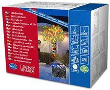 Konstsmide Micro-Lichterkette bunt 80 LEDs (3611-500)