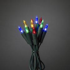 Konstsmide LED-Minilichterkette 20er grün-bunt (6301-500)