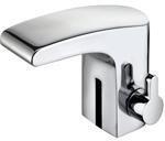 Keuco Elegance IR-Sensor-Waschtischarmatur (Chrom, 51611010001)