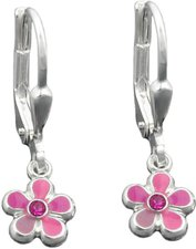 Gallay Blume pink Kinderohrhänger (91968)