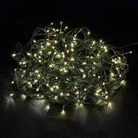 Ambientehome LED Lichterkette 200er 20 m warmweiß (8215002812)